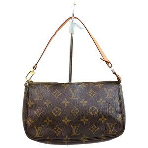 Auth Louis Vuitton Pochette Shoulder Bag #3969L14